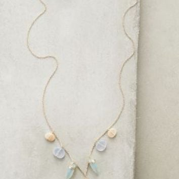 RueBelle Mokapu Necklace in Turquoise Size: One Size Necklaces