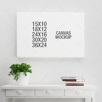 Poster Frame Photography Style / 15x10 18x12 24x16 30x20 36x24 / Frame Mockup / Poster Mockup / poster  mockup / canvas mockup /