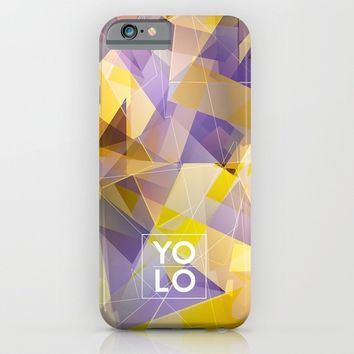 Dreams of YOLO Vol.1 iPhone & iPod Case by HappyMelvin