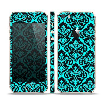 The Delicate Pattern Blank Skin Set for the Apple iPhone 5s