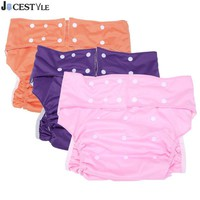 Summer Adult Washable Reusable Diaper Adjustable Cloth Diaper for Incontinence Unisex Cloth For Old People And Disabled