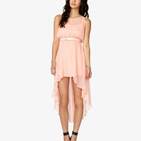 High-Low Georgette Dress