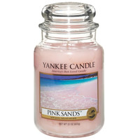 Pink Sands Large Jar Candle by Yankee Candle