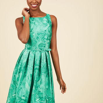 Innate Glamour A-Line Dress | Mod Retro Vintage Dresses | ModCloth.com