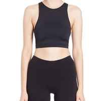 Racerback Sports Bra   Lord and Taylor