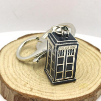 TARDIS Doctor Who Key Chains
