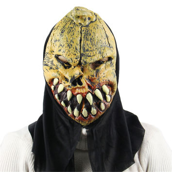 Halloween Masquerade Mask 2016 New Horror Skull Face Mask Latex Horror Ghost Mask Party Cosplay Masks NEW