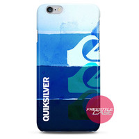 Quicksilver Cloth Surf Wave iPhone Case 3, 4, 5, 6 Cover