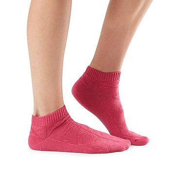 Tavi Noir - Italian Casual Sophia Socks | Sorbetto Braided