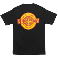 Obey - Mighty Sound T-Shirt (Black)