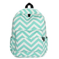 Fashion Stylish Canvas Backpack Daypack
