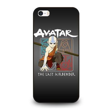 AVATAR LAST AIRBENDER iPhone SE Case Cover