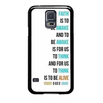 twenty on pilots car radio lyrics white cover samsung galaxy s5 s3 s4 s6 edge cases