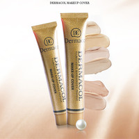 Dermacol Base Make up Cover 30g Primer Concealer Base Professional Face Dermacol Makeup Foundation Contour Palette