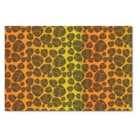 Abstract Stones Background of Zebra Pattern Tissue Paper