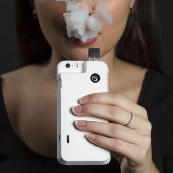 Vaportronix – VQ – iPhone case + Vaporizer