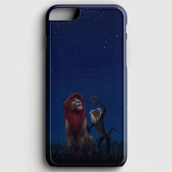 Lion King Remember Who You Are iPhone 8 Case