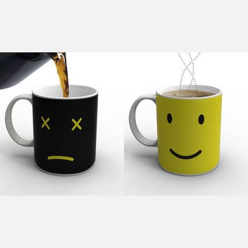 Pottery Innovative Emoji Mug [8997115852]