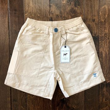 Southern Point Co - Khaki Riptide Fishing Shorts