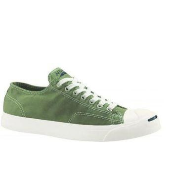 CREYUG7 Converse Jack Purcell Garment Dye - Dark Green