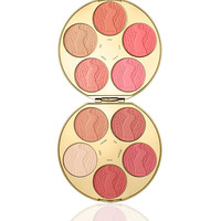 limited-edition color wheel Amazonian clay blush palette from tarte cosmetics
