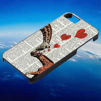 girrafe love dictionary style for iPhone, iPod, Samsung Galaxy, HTC One, Nexus **