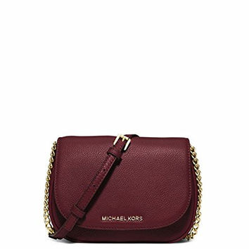 Michael Kors Stylish Waterproof Bedford Small Leather Crossbody bag