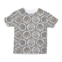 BUBBLE WRAP TODDLER ALL OVER PRINT TEE