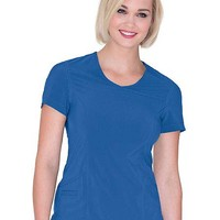 Buy Urbane Women's (Propel) Surplice Solid Scrub Top for $24.95