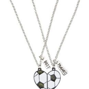 Bff Magnetic Soccer Necklaces | Girls Jewelry Accessories | Shop Justice