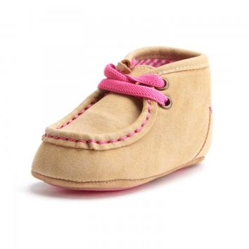 Blazin Roxx Girls Baby Buckers Slip On Shoes