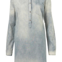 MOTO Denim Shirt Dress - New In This Week  - New In
