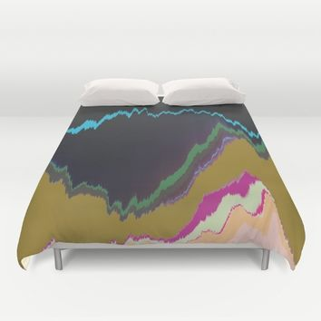 Unstable Duvet Cover by DuckyB