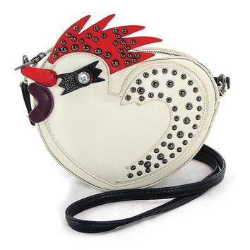 Funky Chicken Crossbody Bag