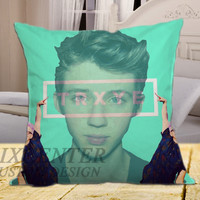 Troye Sivan and Tyler Oakley trxye on square pillow cover 16inch 18inch 20inch