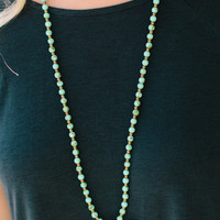 Betsy Pittard Ramsey Necklace - Turquoise