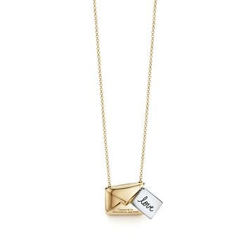 Tiffany & Co. - Tiffany Charms:Sweet Nothings LoveLetter Pendant