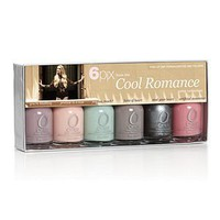 Orly Cool Romance 6 Pix Kit, 1 ea