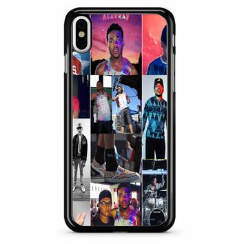 Chance The Rapper S Album iPhone X Case