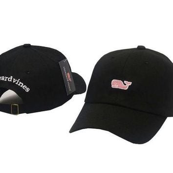 ONETOW Vineyard Vines Embroidery Sports Sun Hat Baseball Cap Hat