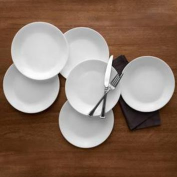 Corelle Lunch Plate Set of 6 : Target