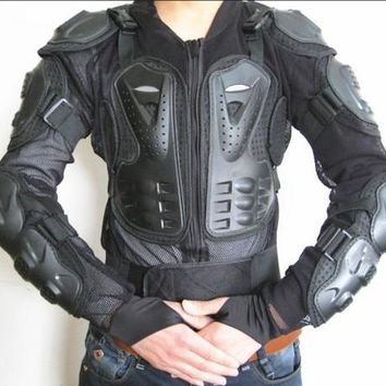 High Quality ARMOR body Armor for Motorcycle Cosplay