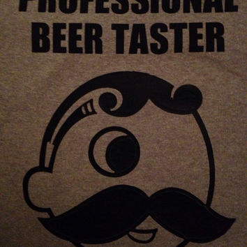 Professional Beer Taster Shirt