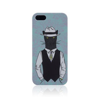 Mr.Panther Parahuman Handmade iPhone Cases for 5S 6 6S Plus