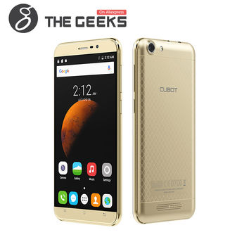 Original Cubot Dinosaur Mobile Phone MTK6735A 1.3GHz Quad Core 5.5 Inch Screen 3GB RAM+16GB ROM Android 6.0 4G LTE Smartphone