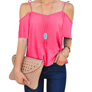 Off Shoulder Women Top Sexy Summer Top Tees 2017 Ladies Office Shirts Chiffon Blusas Ruffle Tops Femme Plus Size Women Clothing