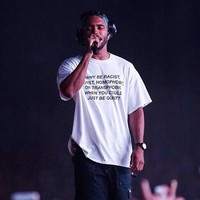 WHY BE RACIST WHEN YOU COULD JUST BE QUIET - Frank Ocean Panorama Shirt
