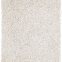 Vivid Shag Area Rug Neutral