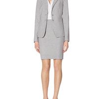 Grey Collection Jacket & Pencil Skirt | Womens' Suits | THE LIMITED