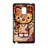 Obey Hello Kitty Samsung Galaxy Note Edge Case